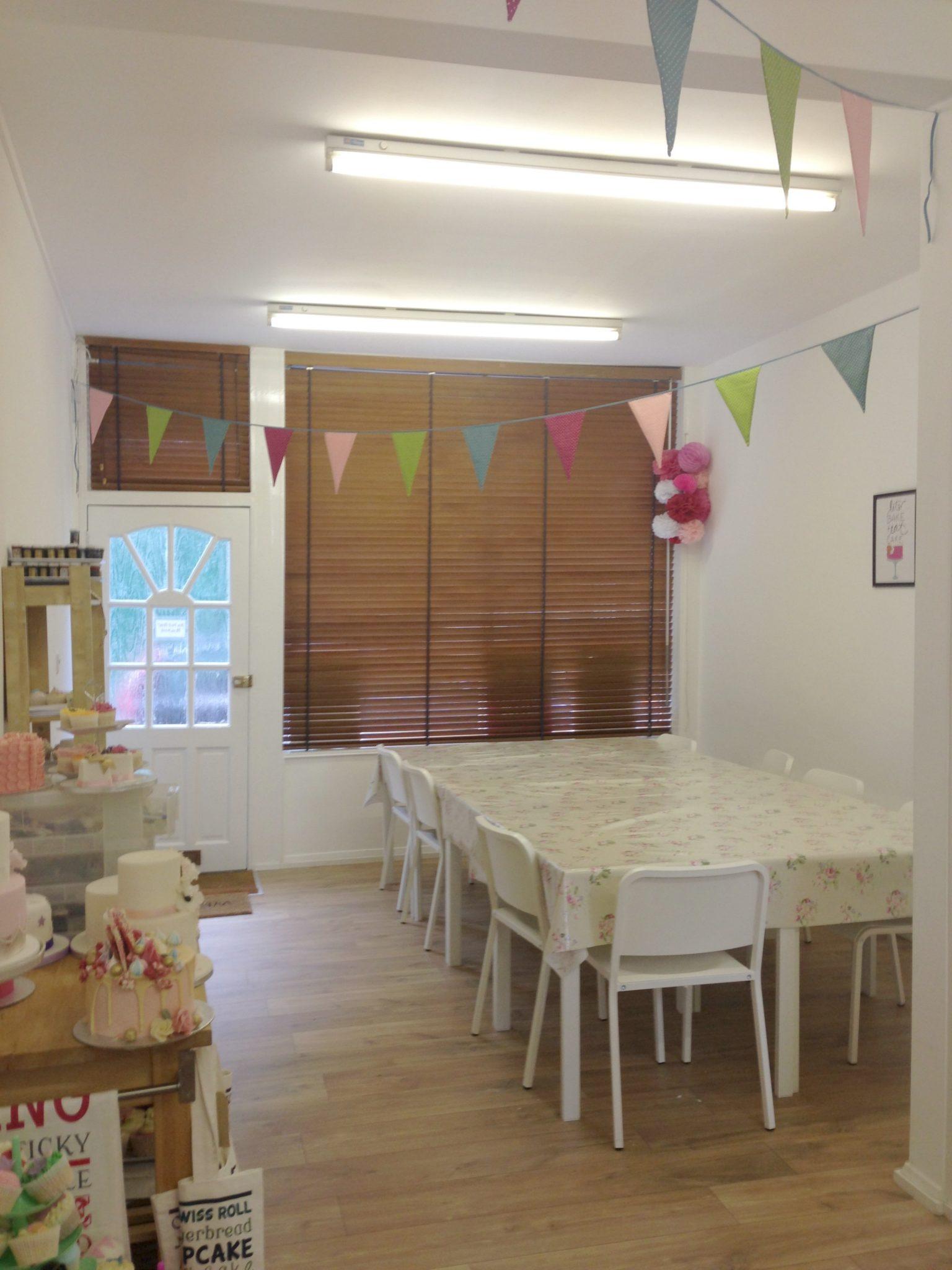 Our Venue – Teaching Area