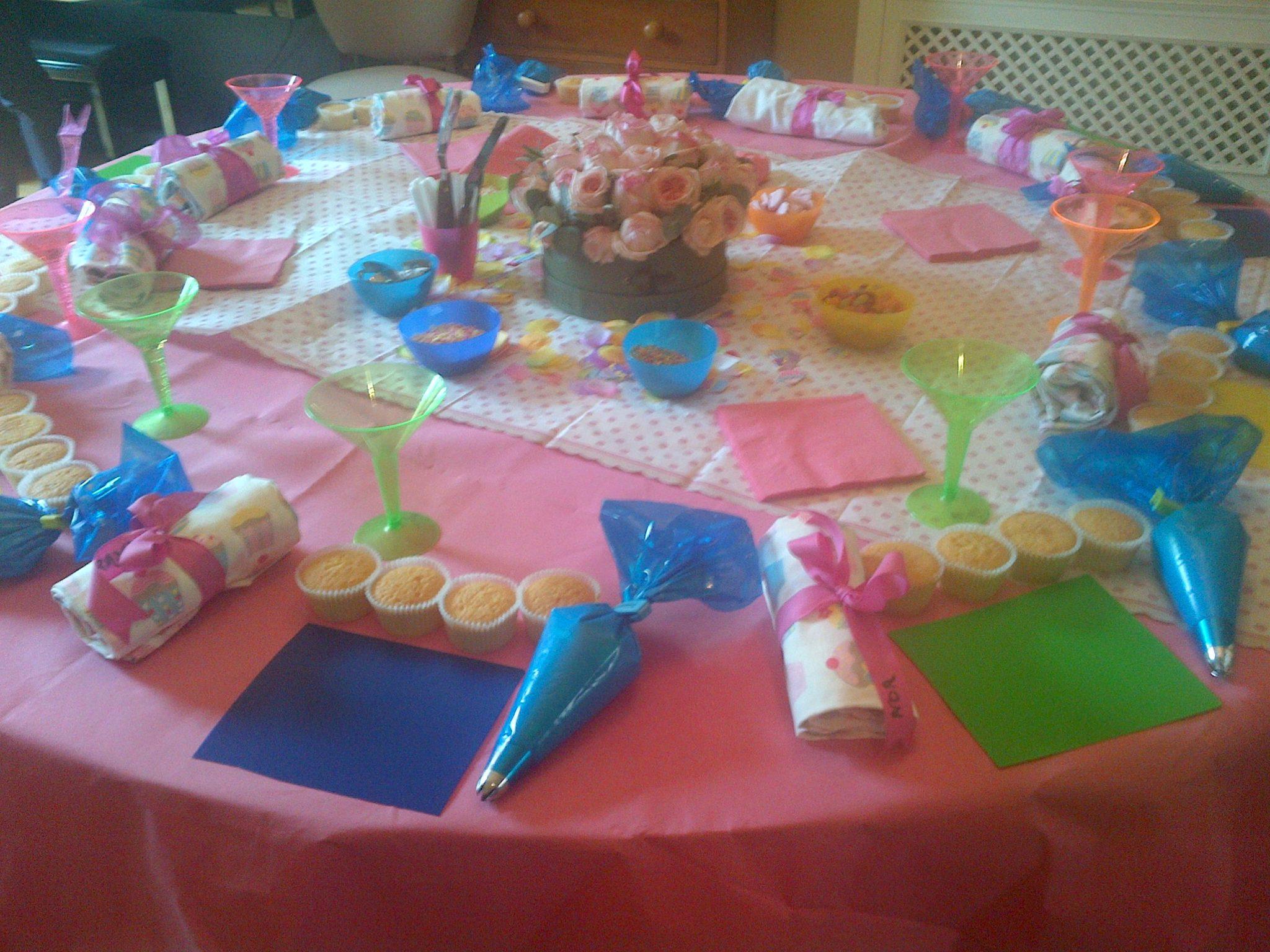 Children S Cupcake Decorating Parties Rock Bakehouse