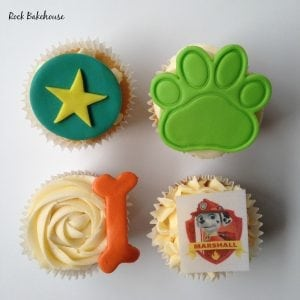 Children's Cupcake Party London