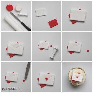 Valentine Envelope Heart Tutorial