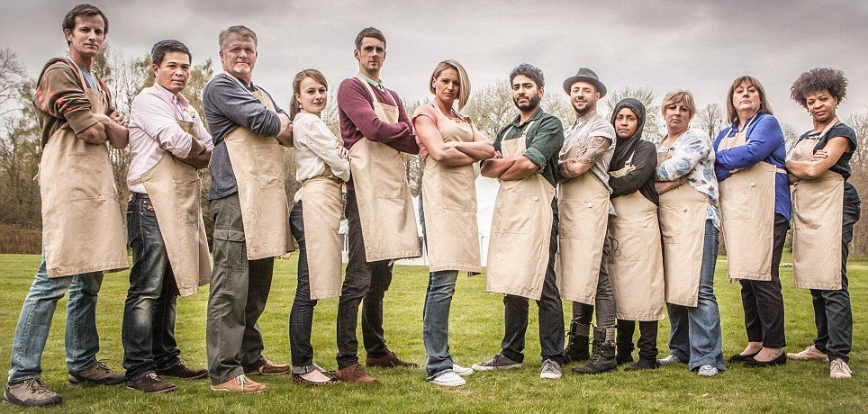 The Great British Bake Off Is Back