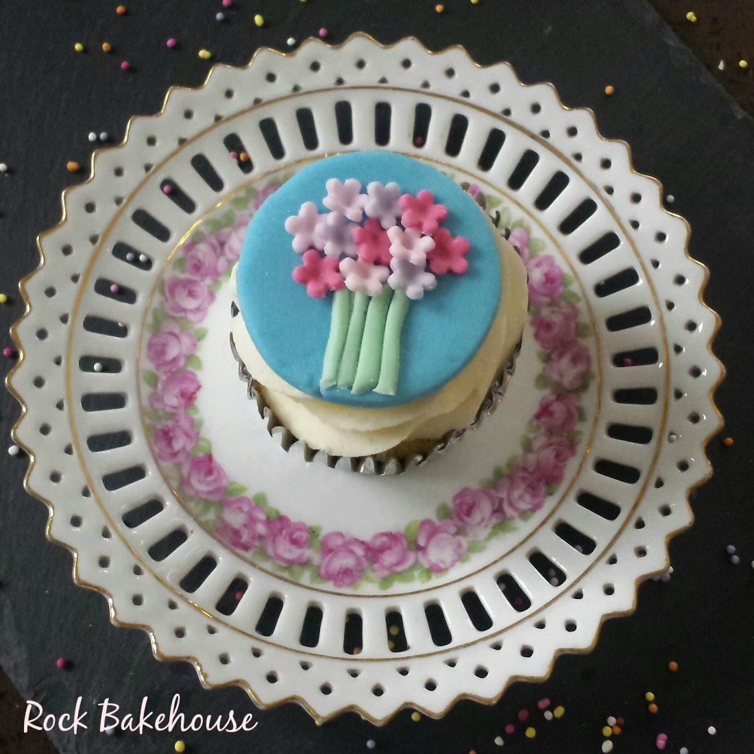 Mother's Day Cupcake Tutorial