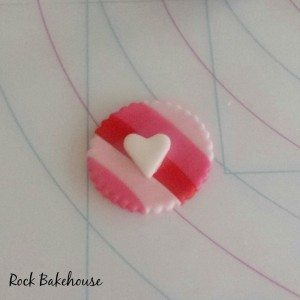 Valentines Cupcake Topper Tutorial