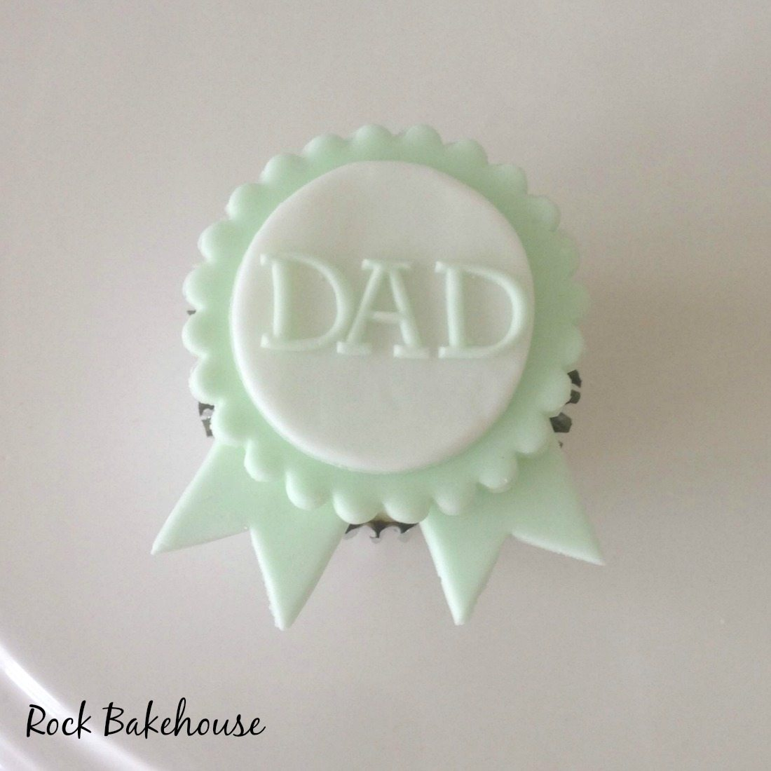 Father's Day Cupcake Topper
