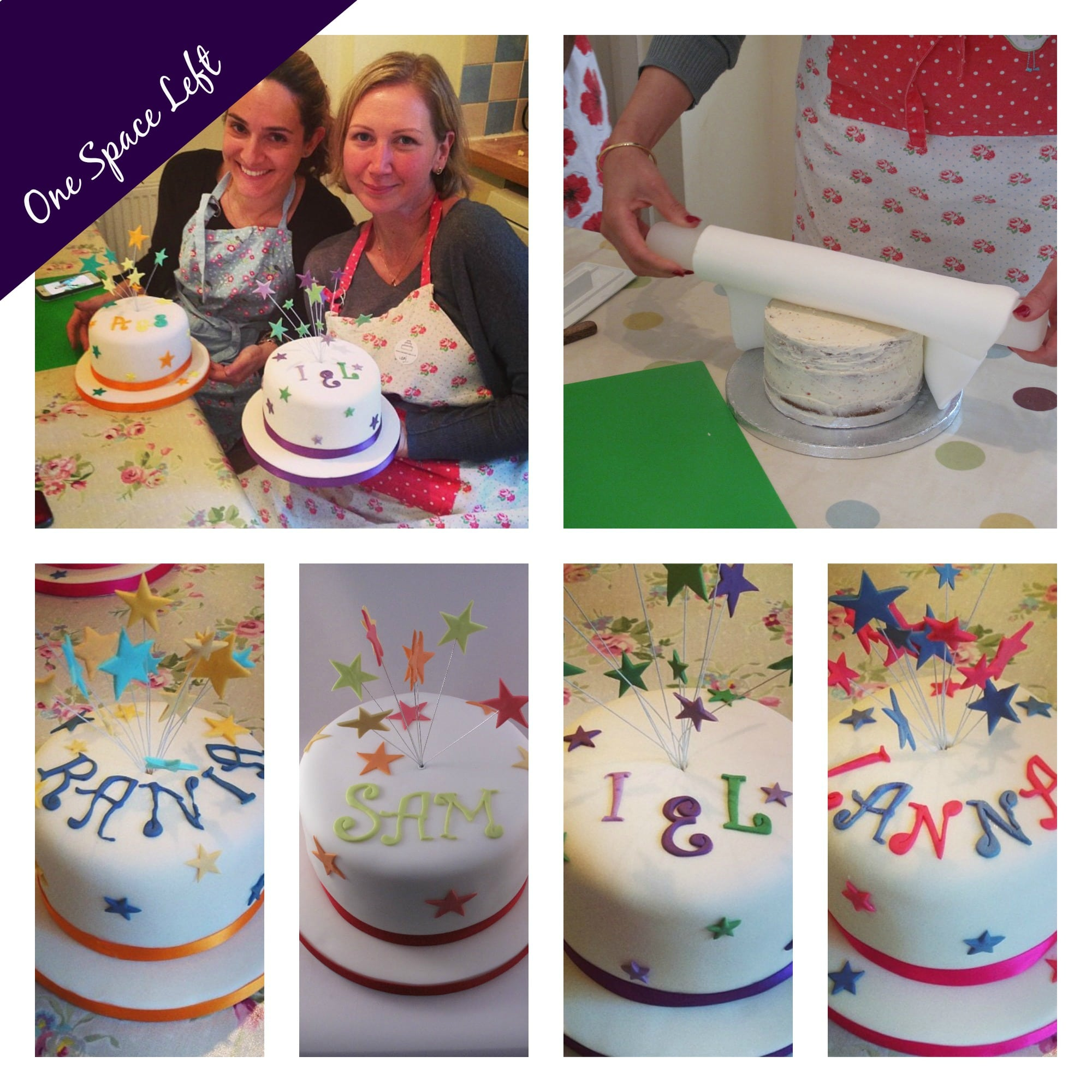 Celebration Cake Decorating SALE ?99 Rock Bakehouse