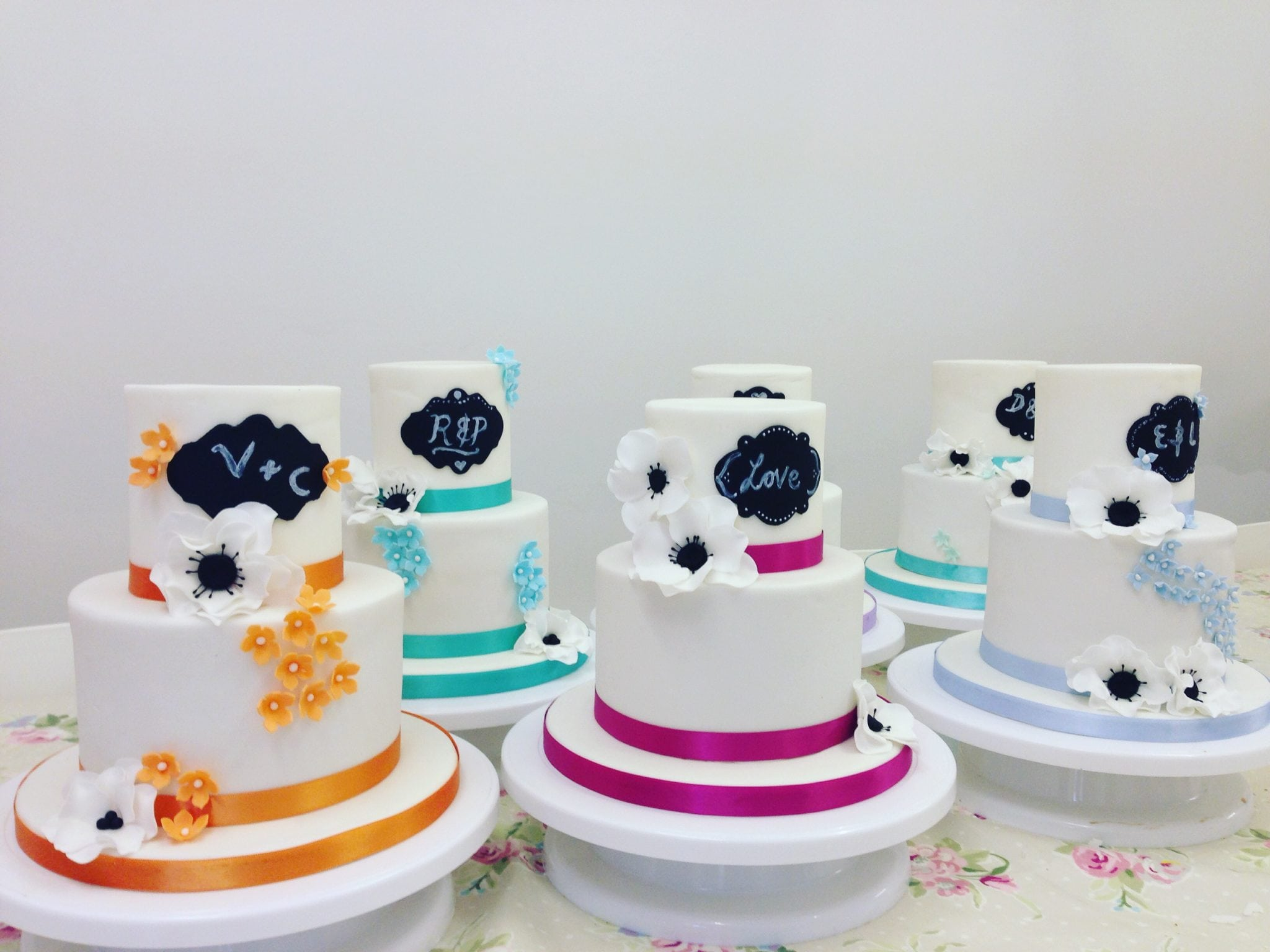 Two Tier Sharp Edge – Student's Cakes