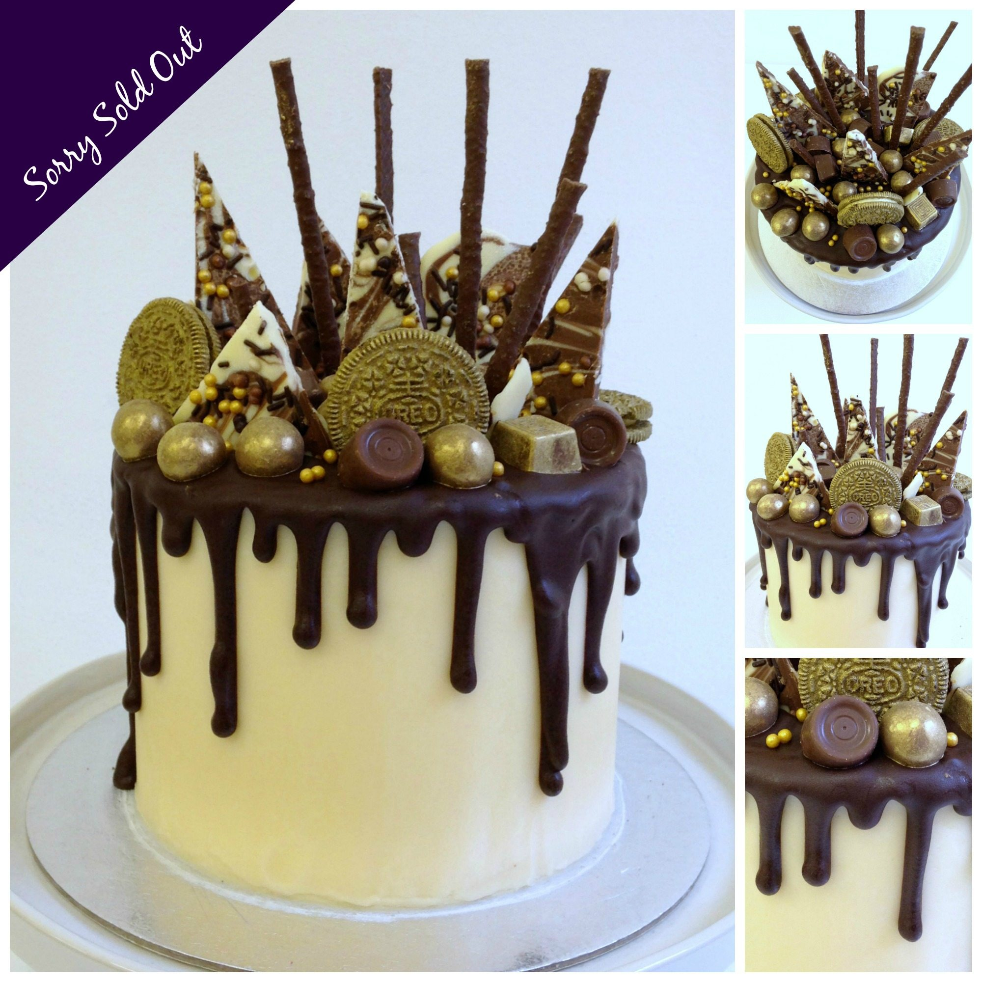 Naked Chocolate Cake Prices Uk