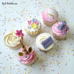 Unicorn Cupcake Decorating Class London