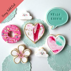 Iced Biscuit Decorating Class London