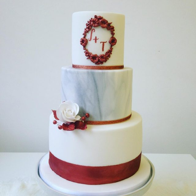Three tier wedding cake class coming up next week withhellip