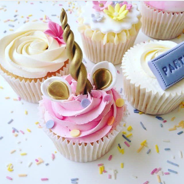 Unicorn Cupcakes tomorrow  couple of spaces left and inhellip