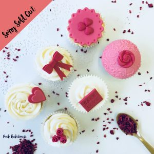 Valentine Cupcake Decorating Class London