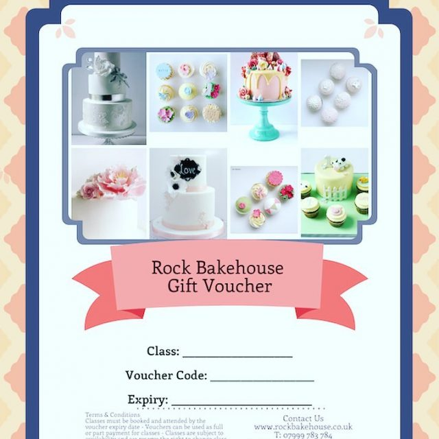 Gift vouchers  Looking for a gift for the cakehellip