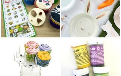 New Cake Decorating Products This Spring