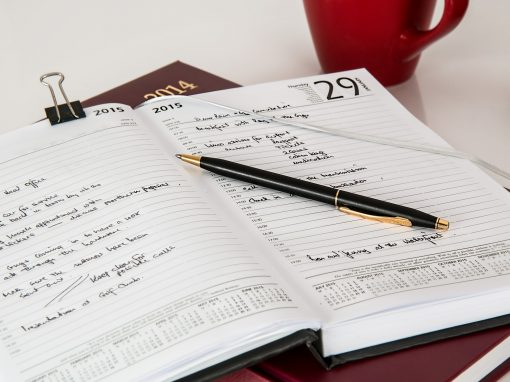 Printable Small Business Planner