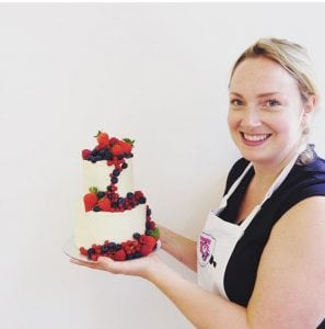 Private Cake Decorating Classes London