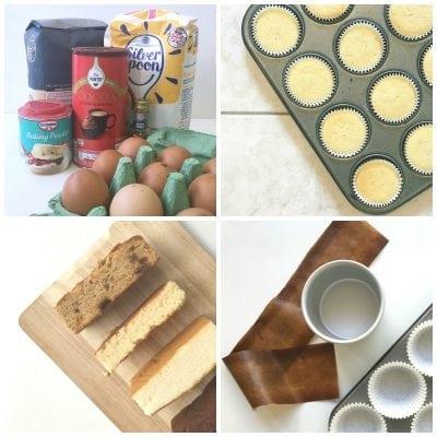 Online Cake Cupcake Baking Class