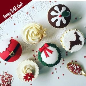 Christmas Cupcake Decorating Class London