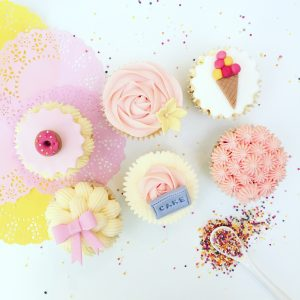 Parent Child Cupcake Decorating Class London