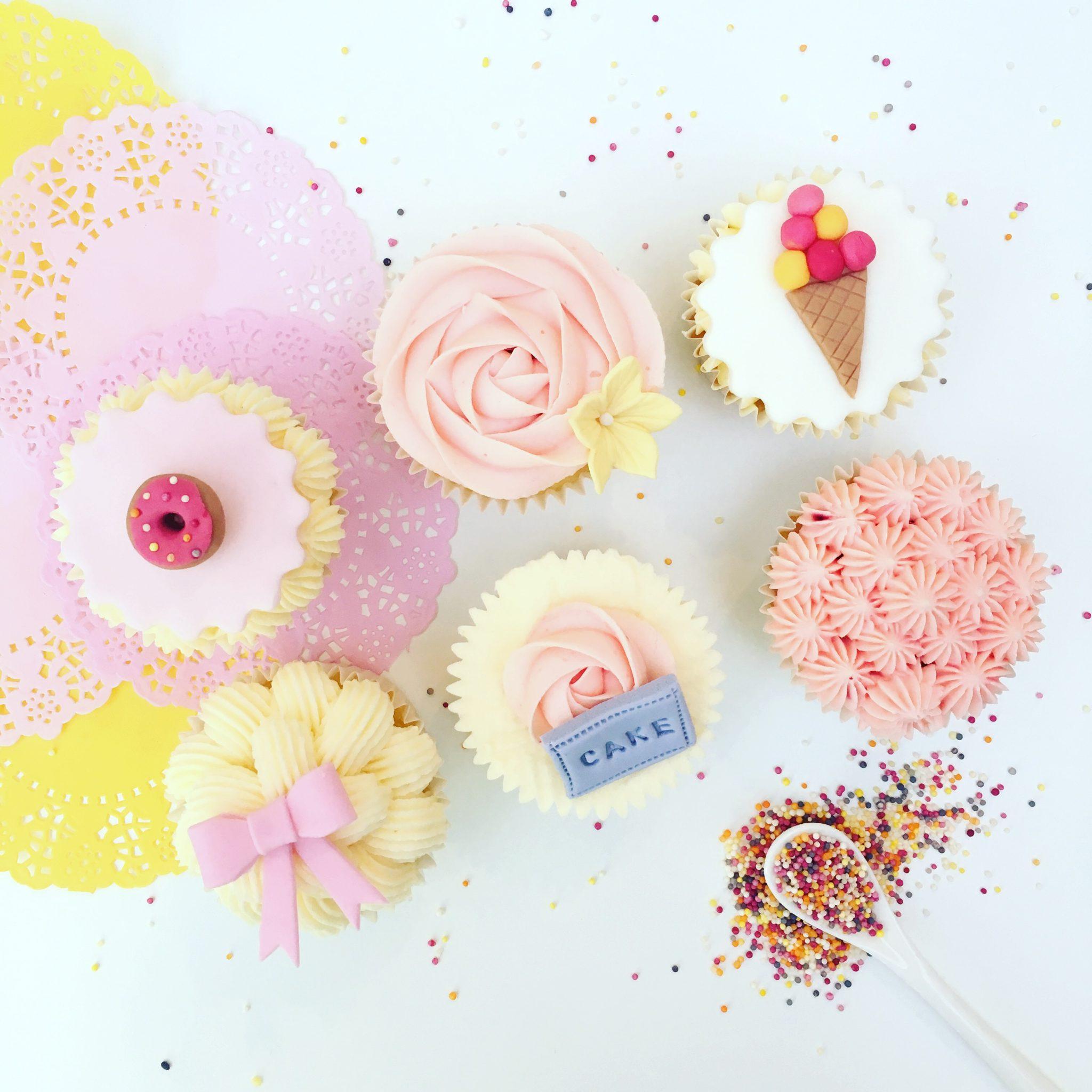 Parent Child Cupcake Decorating Class London