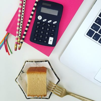 How to price your cakes online class