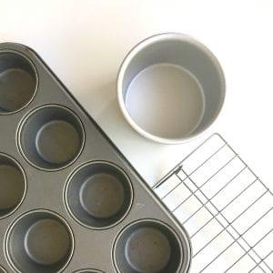 Cake Tins, baking tins